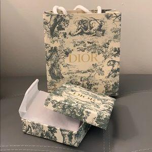 Dior Jewlery Bag & Box